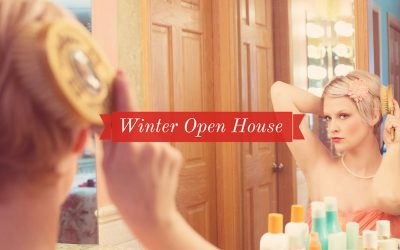 You're Invited: Winter Open House – Facial Aesthetics