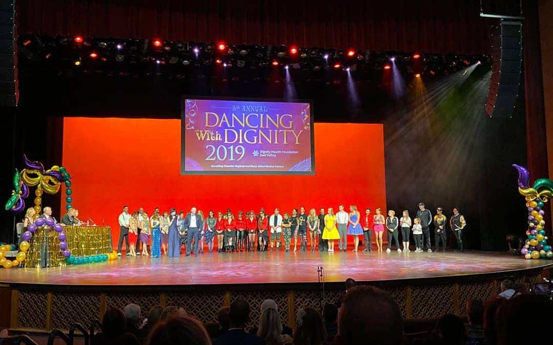 Enticare Sponsors Dancing with Dignity Gala