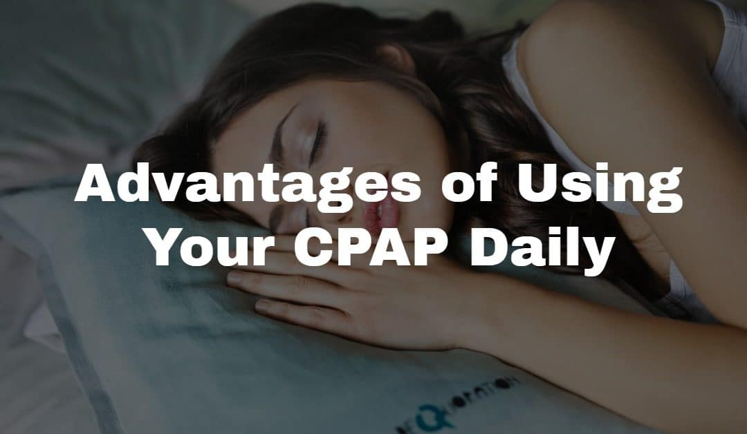 How CPAP Machines Help Improve Your Sleep