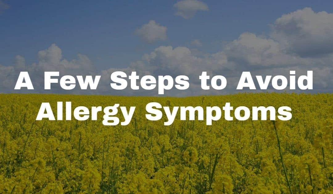Preparing for Spring Allergy Season