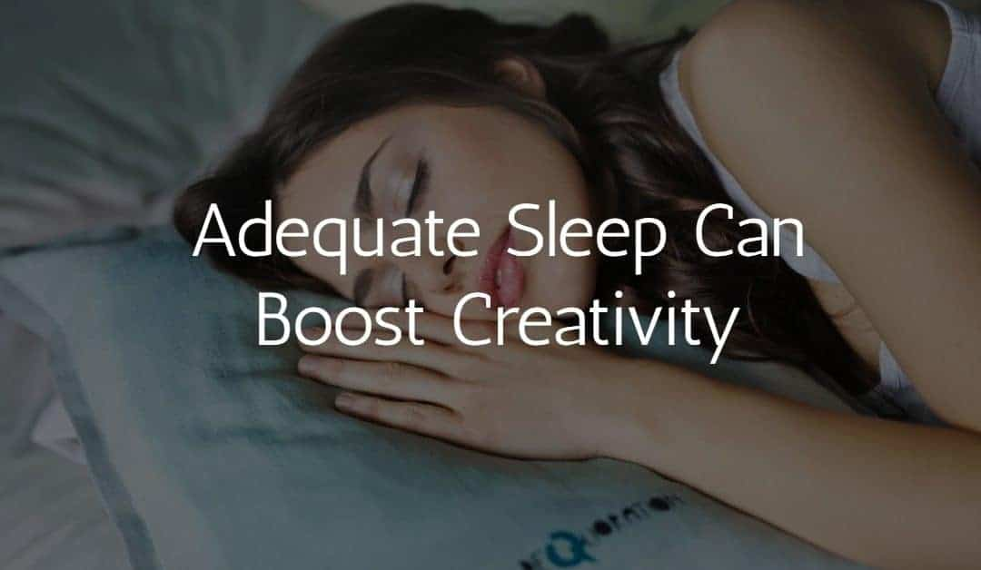 Sleep and Creativity