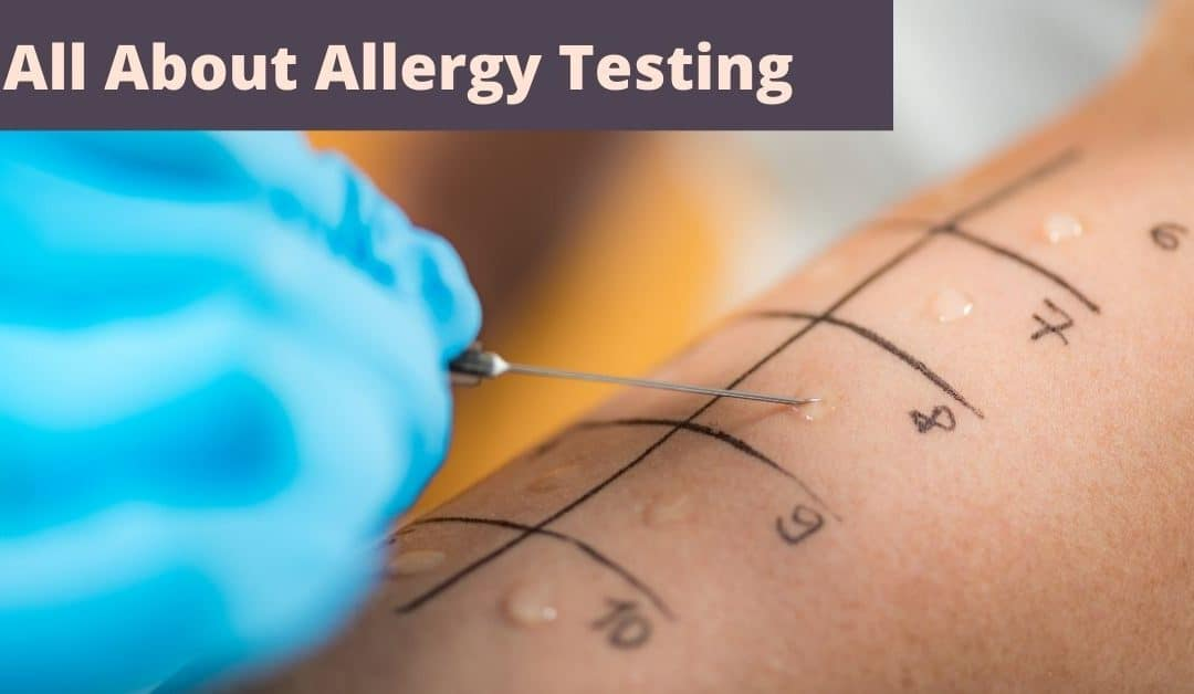 All About Allergy Testing